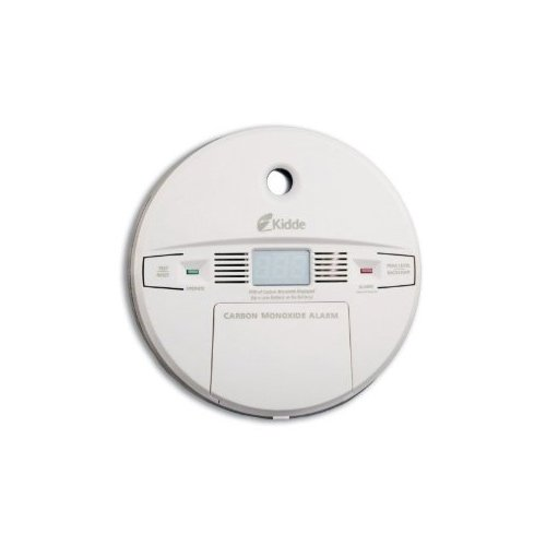 Kidde Battery Operated Carbon Monoxide Alarm with Digital Display