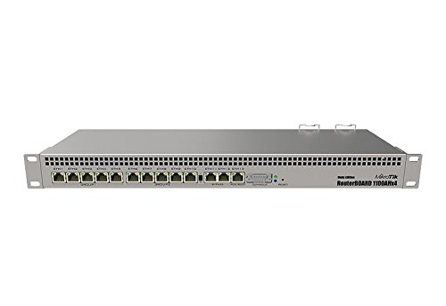 MikroTik RouterBOARD 1100AHx4 Dude Edition with 13 Gigabi...