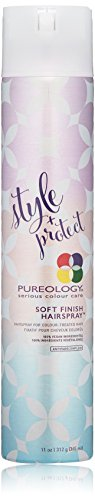 Pureology Style Protect Soft Finish Hairspray, 11 oz