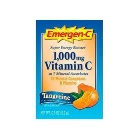 EMERGEN-C TANGERINE 30 PKT