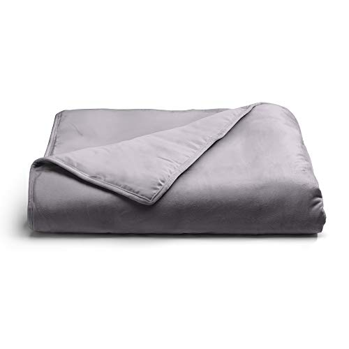 Cheap Tranquility. Weighted Blanket with Washable Cover Gray 15 lbs Black Friday & Cyber Monday 2019