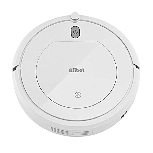 - IslandseAiibot Convenient Smart Vacuum Cleaner Sweeping Robot Three Cleaning Modes White
