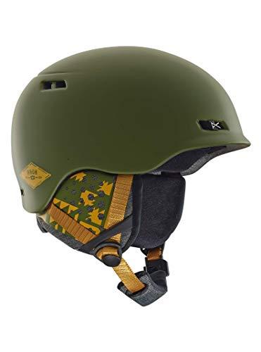 (Anon 13362104302M Rodan Helmet, Native Green, Medium)