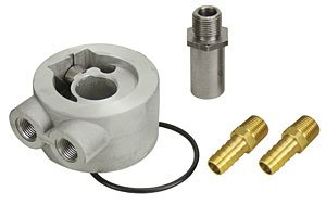 (Derale 15734 Thermostatic Sandwich Adapter Kit)