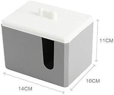 XWYSSH主催 化粧品ストレージコットンパッド収納ホルダーボックスの下に格子コットンは蓋でボックスバッファー多機能化粧品メイク