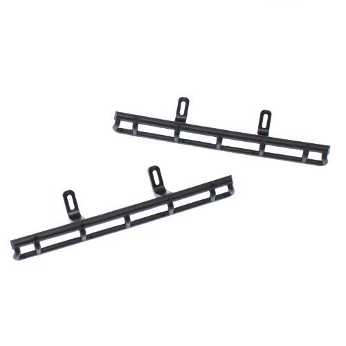 Redcat Racing RER11328 Rock Sliders (2pcs) for Everest Gen 8 Scout II, Black