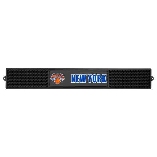 Fanmats 14054 NBA New York Knicks Vinyl Drink Mat by Fanmats