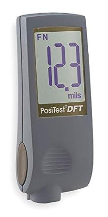 0-40 mils PosiTest DFT Ferrous Coating Thickness Gage