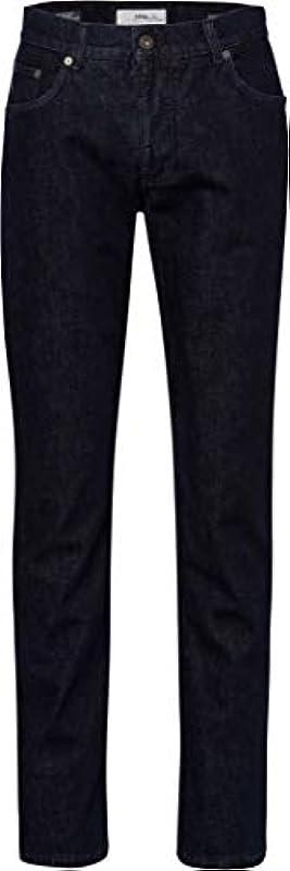 BRAX męskie Style Cooper De Five Pocket Casual Sportiv Straight Jeans, Dark, W35/L34 (rozmiar producenta: 35/34): Odzież