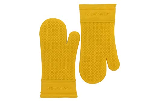 Rachael Ray Silicone Oven Mitts