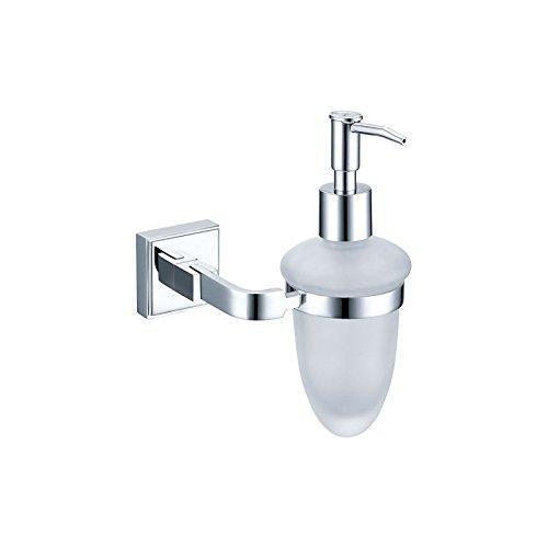 (ULING SDH0029 Kitchen Bathroom Soap Dispenser Holder)