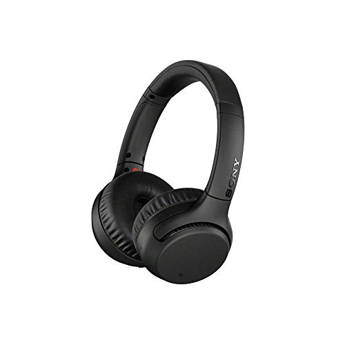 Headphone WH-XB700 sem fio Bluetooth com Extra Bass Sony, com Alexa Integrada