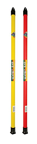 CanDo Slim WaTE Bar - 2-Piece Bundle - 2, 3 lb