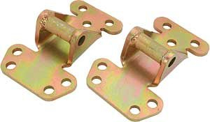 JEGS 50521 Solid Frame Pads