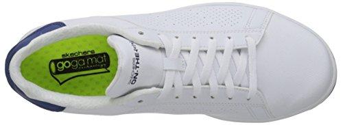 Skechers On-The-GoElement, Sneaker Uomo White/navy