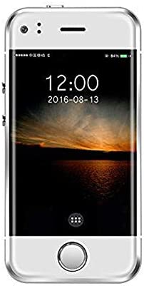 کوچکترین تلفن هوشمند جهان ، سودوئید SOYES 6S Android 5.1 OS 2.45 اینچ مینی تلفن بدون قفل ROM 1G RAM 8G (لغزنده)