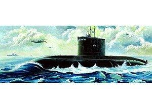 (Russian Kilo Class Attack Submarine Type 636 1/144 Trumpeter)