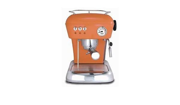 ascaso Cafetera expreso Dream MF en diferentes colores mandarin orange: Amazon.es: Hogar