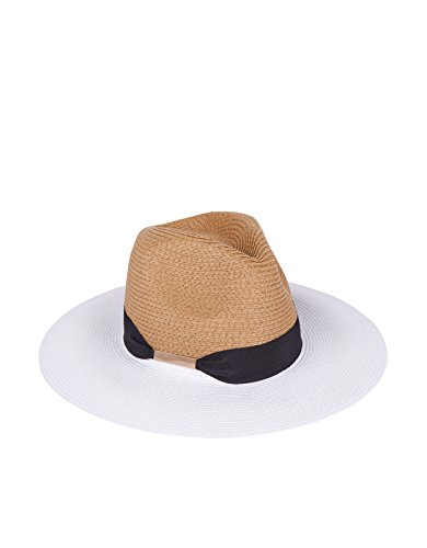 Accessorize-Two-Tone-Chic-Braid-Fedora-Hat-womens