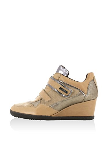 Geox Amelia - Zapatillas Mujer Beige