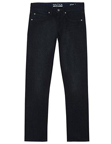 Nautica Boys 5 Pocket Skinny Jeans