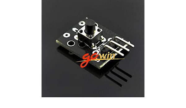 5PCS For Arduino PIC AVR Good 1PC New Standard Key Switch Module
