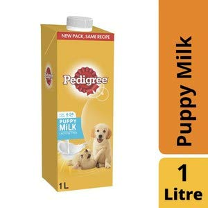 Pedigree Puppy Milk Dog 1L Click on image for further info.