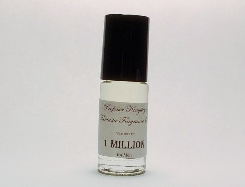 Professor Kingsley's Impression of 1 Million for Men. Concentrated Fragrance Oil. (1/6 oz Concentrated Roll On)