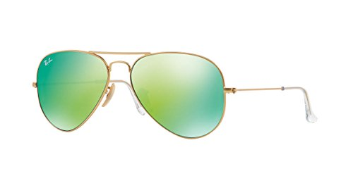 Ray-Ban Aviator with Mirrored Lenses - ()