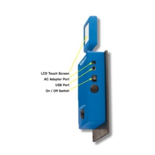 CDI Torque 2503-F-DTT 1/2 DR 25-250' lb Electronic Torque - Cdi Torque 2503 Wrench