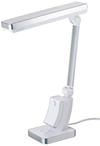 OttLite 326003  13-watt  HD SlimLine Task Lamp, White by OttLite