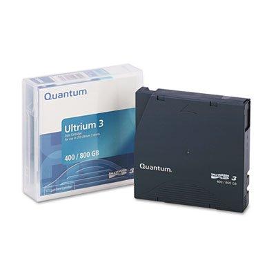 MR-L3MQN-01 Blau Speichermedium// Data Cartridge Quantum LTO Ultrium 3-400 GB // 800 GB