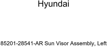 Left Genuine Hyundai 85201-28541-AR Sun Visor Assembly