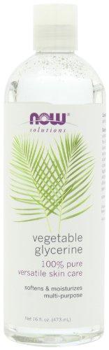 NOW Solutions Glycerine Vegetable, 16-Ounce