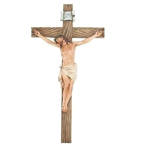 - Roman 13 Inch Joseph's Studio Renaissance Religious Crucifix Wall Cross