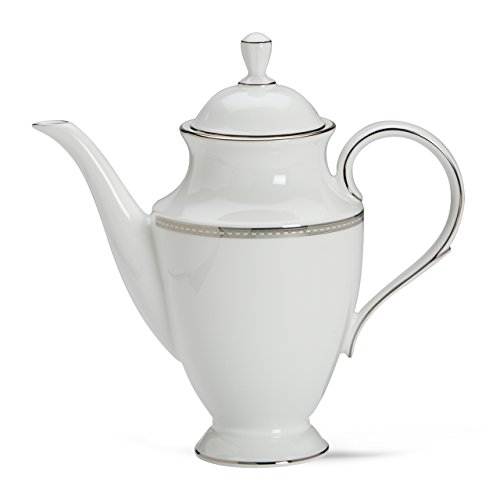 Lenox Murray Hill Coffeepot - China Coffee Pot