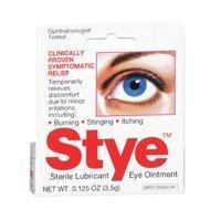 Stye Ointment 0.12 oz (Pack of 4) by Stye