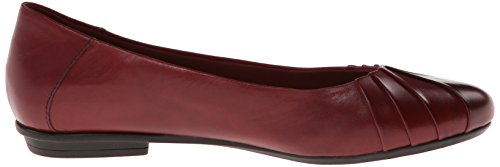 de Leather Bordeaux Calf de Earth Bellwether La Soporte Mujer 5U8aqwZ