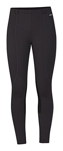 Kerrits Kids Fleece Flow Rise Performance Tight Black Size: Extra Large by Kerrits