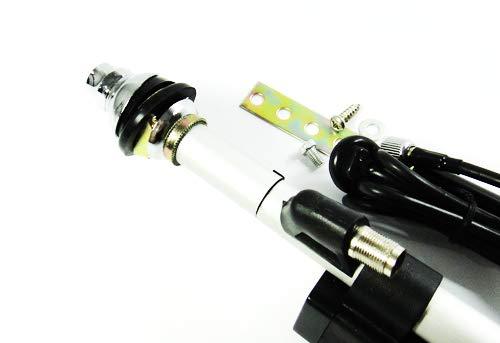 Antena el/éctrica de radio de m/ástil OEM Kit de repuesto para Bluebird Cefiro I30 Maxima Pathfinder Primera Sunny 200SX 240SX Silvia 280ZX 300ZX J30 QX4 Q45