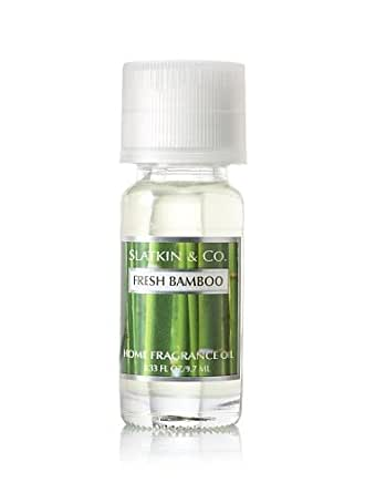 Slatkin co fresh bamboo home fragrance oil for Best scented oils for home