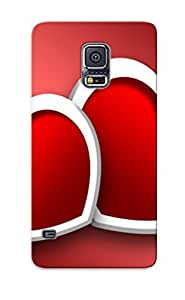 Cute High Quality Galaxy S5 Hearts Case Provided By Catenaryoi by mcsharks