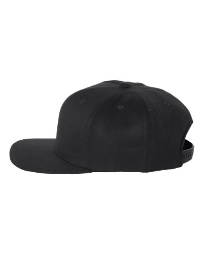 Yupoong 110F 110 Wool Blend Solid Cap - Black -  One Size - Buy Online in  UAE.  02a54611307f