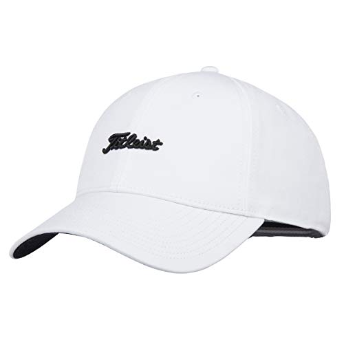 Titleist Men's Nantucket Golf Hat, White]()