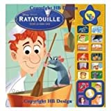 Disney Pixar Ratatouille (Interactive Play-a-Sound)