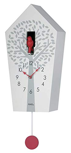 AMS Modern quartz Cuckoo Clock