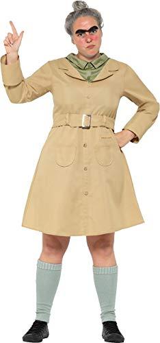Roald Dahl Deluxe Miss Trunchbull Costume Small ()