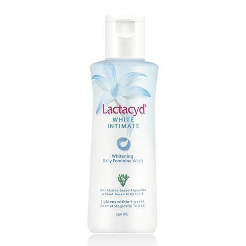 Lactacyd White Intimate Whitening Daily Feminine Wash 150ml., ( Hot Items ) by gole