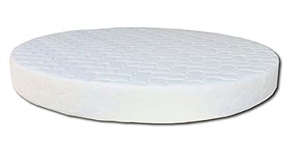 Baldiflex colchón redondo Roundform – Silver Safe almohadas ortocervicales incluidas: Amazon.es: Hogar