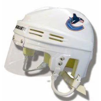 - NHL Vancouver Canucks Replica Mini Hockey Helmet